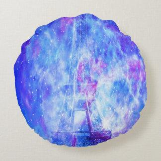 Almofada Redonda Os sonhos parisienses do amante