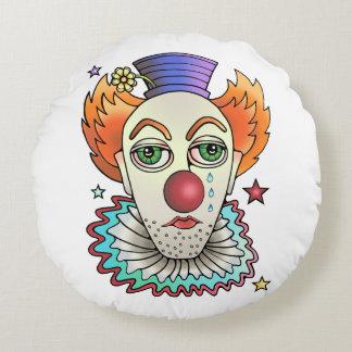 Almofada Redonda Palhaço de circo