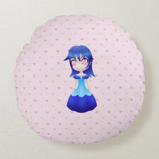 Almofada Redonda princesa? travesseiro 1
