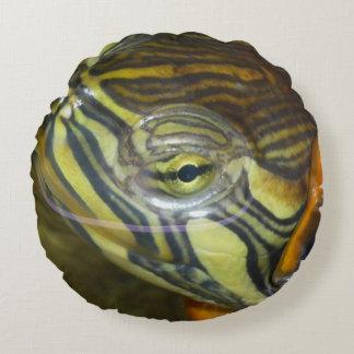 Almofada redonda Tartaruga