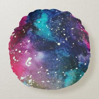 Almofada Redonda Travesseiro da galáxia