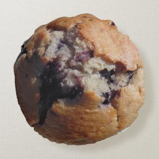 Almofada Redonda Travesseiro da parte superior do muffin de