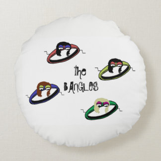 Almofada Redonda Travesseiro decorativo das pulseira