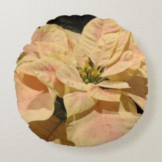 Almofada Redonda Travesseiro decorativo Home do feriado da