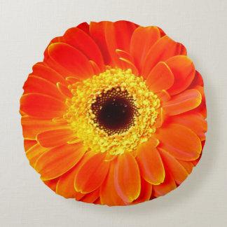 Almofada Redonda travesseiro decorativo redondo da flor da