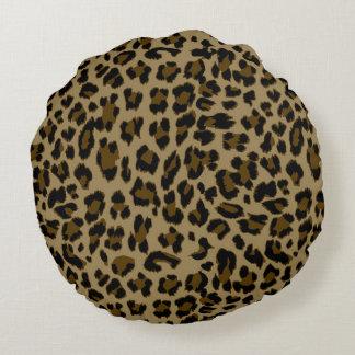 Almofada Redonda Travesseiro decorativo redondo do impressão do