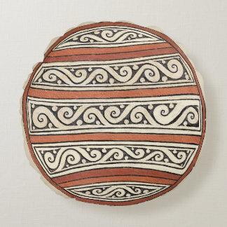 Almofada Redonda Travesseiro redondo Columbian