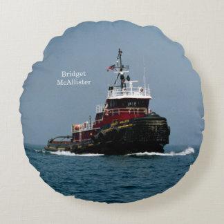 Almofada Redonda Travesseiro redondo de Bridget McAllister