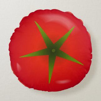 Almofada Redonda Travesseiros redondos da forma do tomate