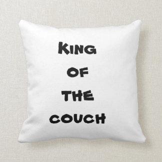 Almofada Rei do coxim do sofá