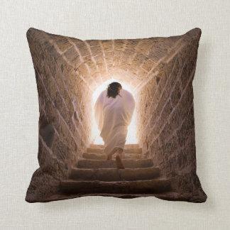 Almofada Ressurreição de Jesus Chist