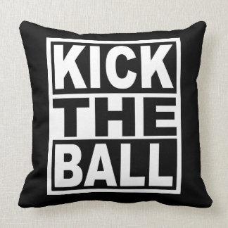 Almofada Retroceda a bola