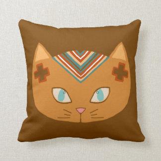 Almofada Reversible ocidental do gato