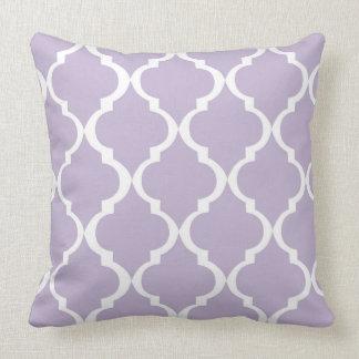 Almofada S.K. Travesseiro decorativo da treliça
