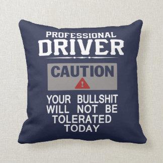 Almofada Segurança do camionista