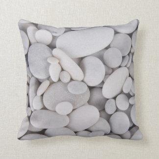 Almofada Seixos, rochas, fundo