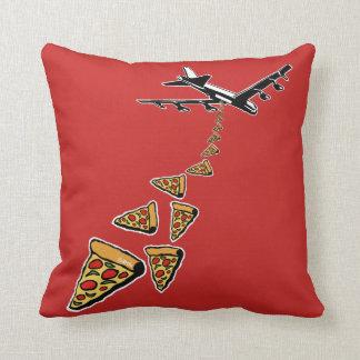 Almofada Sem guerra mais pizza