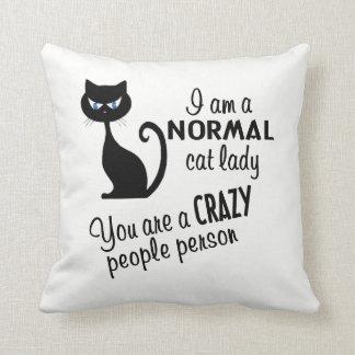 Almofada Senhora do gato
