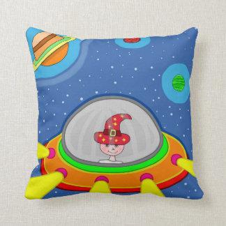 Almofada Simon e a nave espacial