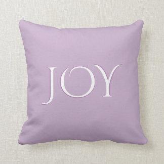 Almofada Simplesmente travesseiro decorativo roxo do Lilac
