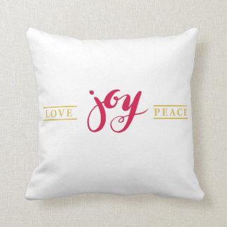 Almofada Simplesmente travesseiro do feriado da paz da