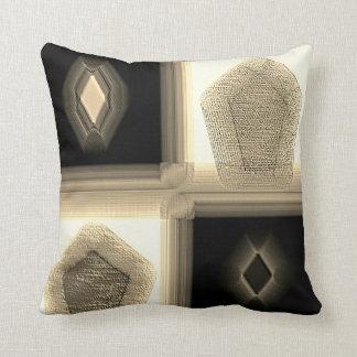 """Almofada """"Simplista"""" no travesseiro decorativo neutro do"""