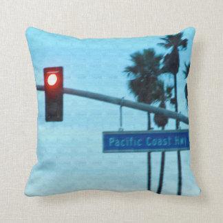 Almofada Sinal | Huntington Beach CA da estrada 1 da Costa