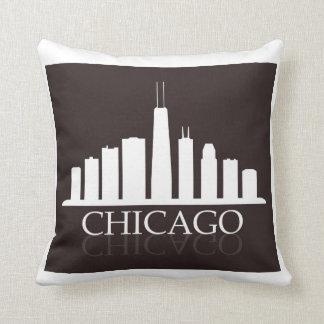 Almofada skyline de Chicago