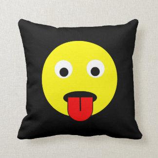 Almofada Smiley da língua