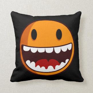 Almofada Smiley estranho