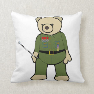 Almofada Soldado do urso