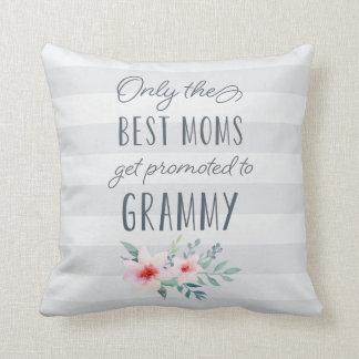 Almofada Somente as melhores mães obtêm promovidas a Grammy
