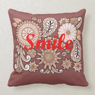 Almofada Sorriso
