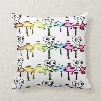 Almofada sorrisos dos travesseiros