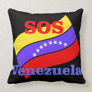 ALMOFADA SOS VENEZUELA