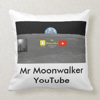 Almofada Sr. confortável Moonwalker Escala do atirador
