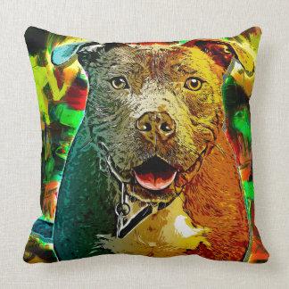 Almofada Staffordshire Terrier americano