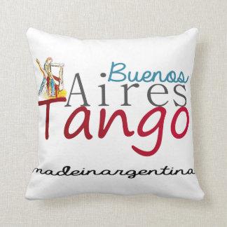 Almofada Tango de Buenos Aires feito em Argentina