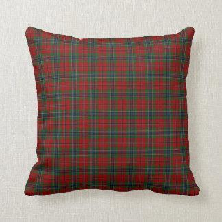 Almofada Tartan MacLean moderno escocês de Maclean de Duart