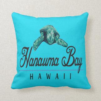 Almofada Tartaruga de mar verde de Havaí