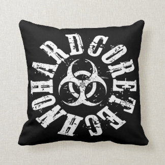 Almofada Techno incondicional - travesseiro decorativo