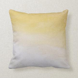 Almofada Terra Thones - amarelo e travesseiro decorativo da