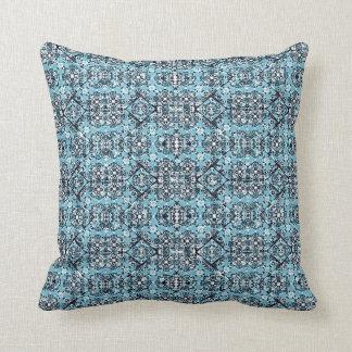 Almofada Teste padrão ornamentado oriental luxuoso