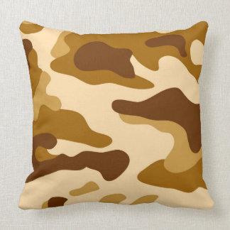 Almofada Teste padrão sem emenda da camuflagem