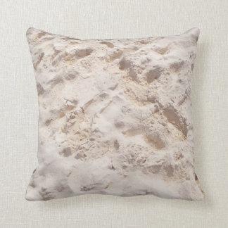 Almofada Textura da areia