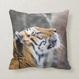 Almofada Tigre Wistful do inverno