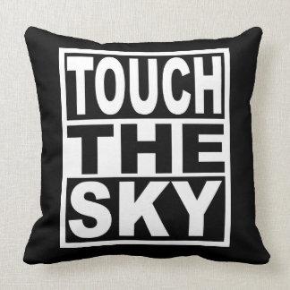 Almofada Toque no céu