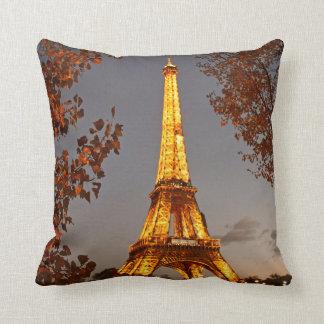 Almofada Torre Eiffel - Paris - travesseiro