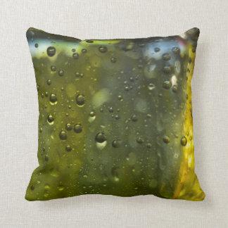 Almofada Travesseiro abstrato amarelo