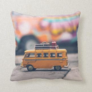 Almofada Travesseiro adorável do viajante do ônibus do